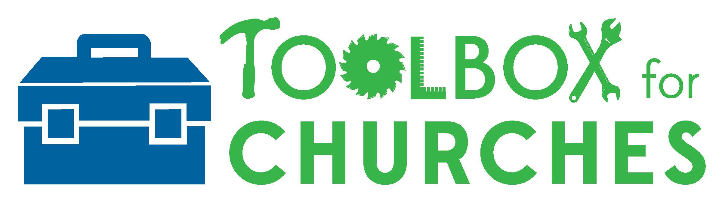 Toolbox for churches logo
